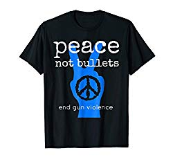 Peace not Bullets T-Shirt